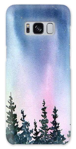 Rainbow Night Galaxy Case