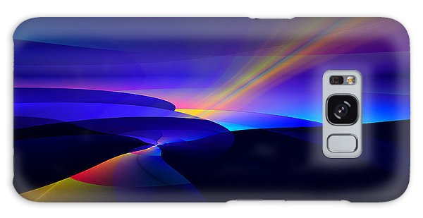 Rainbow Pathway Galaxy Case