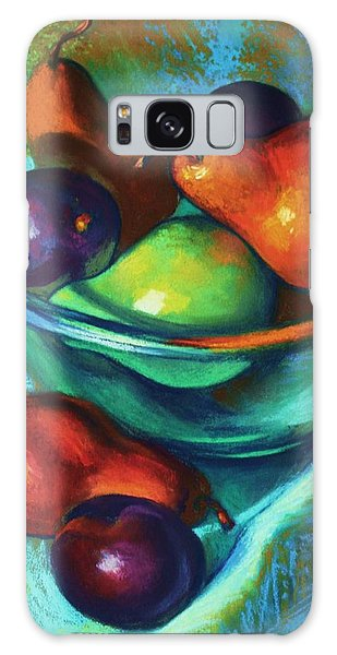 Rainbow Pears Galaxy Case