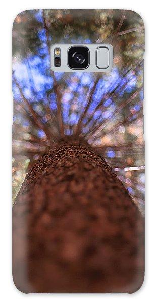 Rainbow Pine Galaxy Case by Aaron Aldrich
