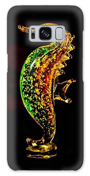 Rainbow Seahorse Galaxy Case