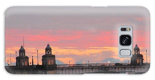 Rainbow Sunset Galaxy Case by Joetta Beauford