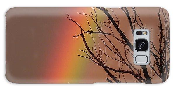 Rainbow Tree Galaxy Case