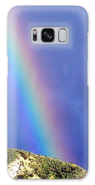 Rainbow Vi Galaxy Case
