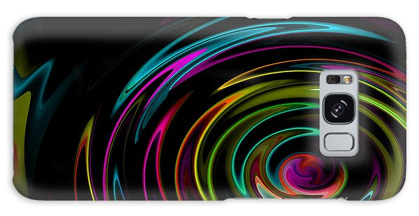Rainbow Whirlpool Galaxy Case