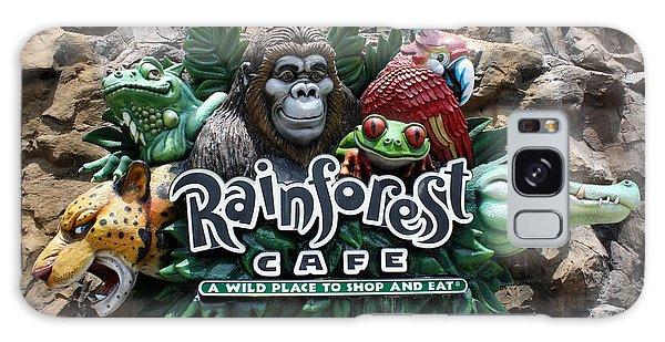 Rainforest Galaxy Case