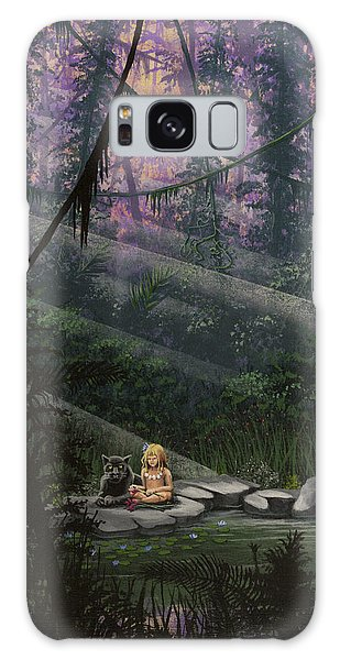 Rainforest Mysteries Galaxy Case