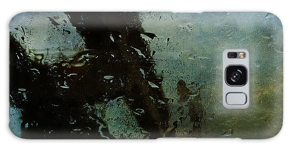 Rainful Abstract Galaxy Case