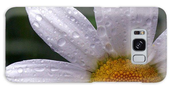 Rainy Day Daisy Galaxy Case