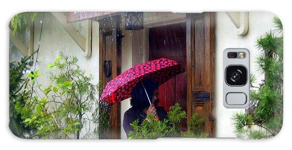 Rainy Day People Galaxy Case