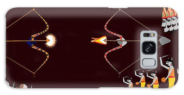 Rama Ravana War Galaxy Case