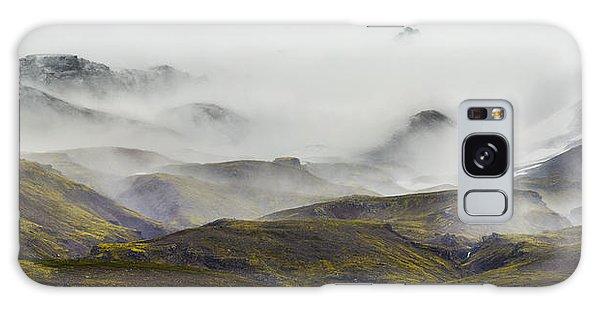 Ramble Thru The Mountains I Galaxy Case