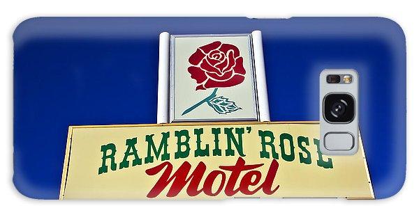 Ramblin' Rose Motel Galaxy Case