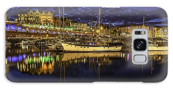 Ramsgate Marina Galaxy Case