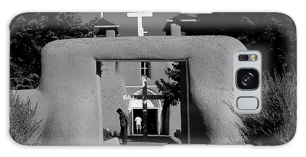 Ranchos De Taos  2 Galaxy Case