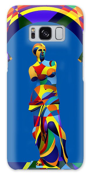 Randy's Venus Blue Galaxy Case by Randall Henrie