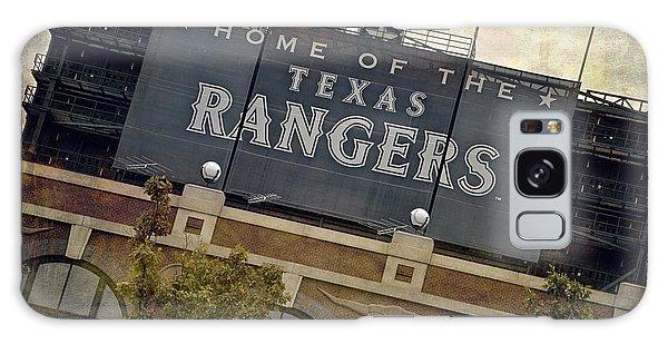Rangers Ballpark In Arlington Color Galaxy Case