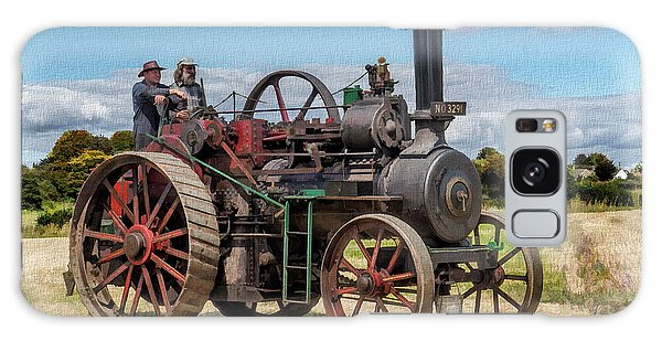 Ransomes Steam Engine Galaxy Case