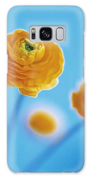Ranunculus Galaxy Case by Lana Enderle