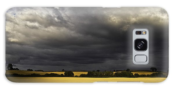 Rapefield Under Dark Sky Galaxy Case