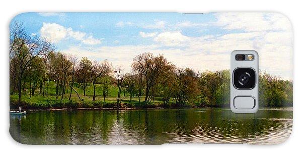 Rappahannock River I Galaxy Case