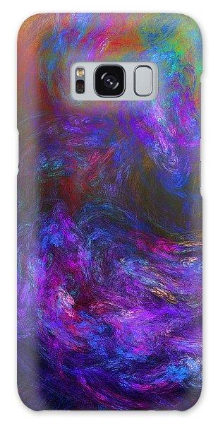 Rapture Galaxy Case by David Lane