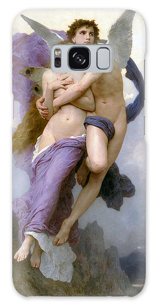 Rapture Of Psyche  Galaxy Case by William Adolphe Bouguereau
