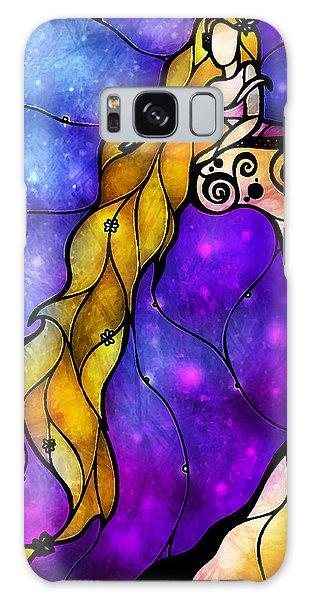 Rapunzel Galaxy Case