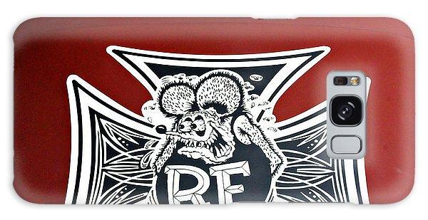 Rat Fink Big Daddy Roth Galaxy Case by Dave Mills