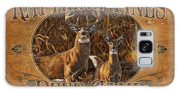 Antlers Galaxy Case - Rattling Tines by JQ Licensing