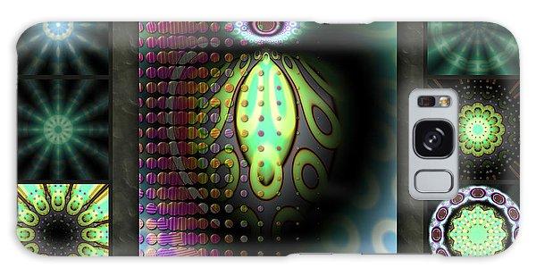 Ravaged Visions Redux Galaxy Case