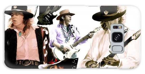 Rave On  Stevie Ray Vaughan Galaxy Case