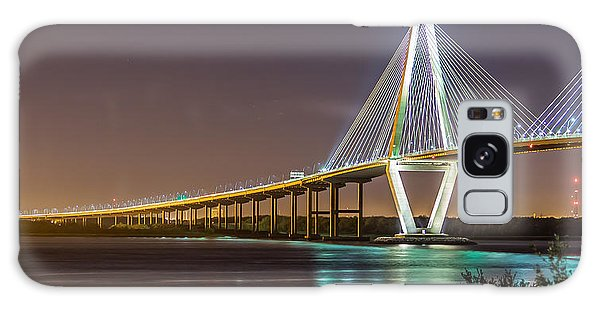 Ravenel Bridge - Charleston Galaxy Case