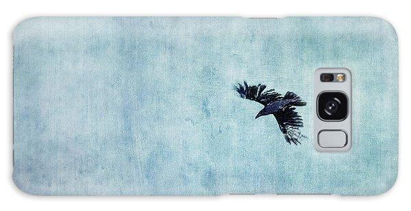 Ravens Flight Galaxy Case