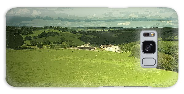 Pasture Galaxy Case - Ravenscliffe, Farm And Surrounding Pasture Situated Close by Litz Collection