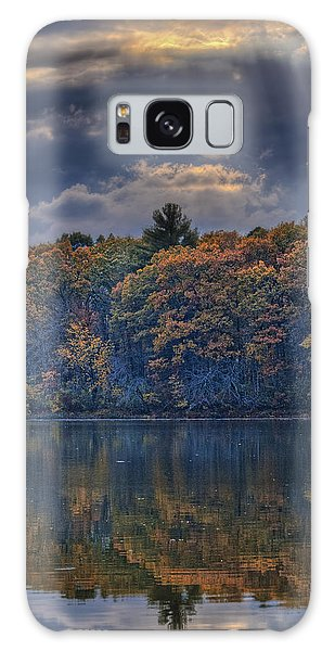 Rayons D'automne Galaxy Case