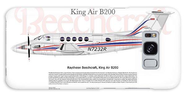 Raytheon Beechcraft King Air B200 Galaxy Case
