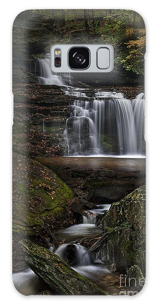 Rb Ricketts Falls Galaxy Case