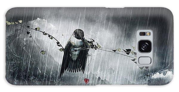 Hummingbird Galaxy S8 Case - Reach 2014 by Cameron Gray