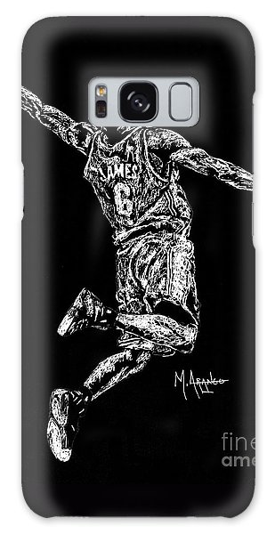 Reaching For Greatness #6 Galaxy Case