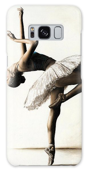 Dress Galaxy Case - Reaching For Perfect Grace by Richard Young