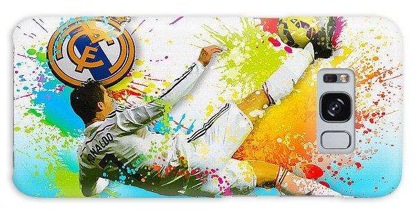 Real Madrid - Cr Galaxy Case