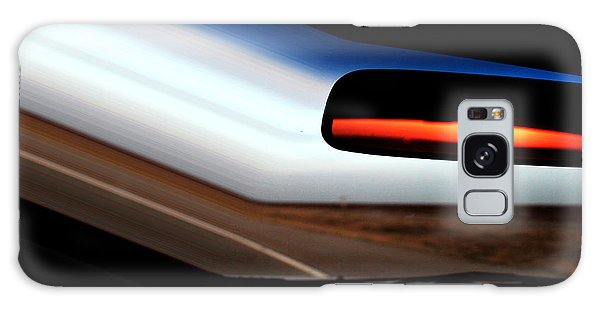 Rearview Sunset Galaxy Case