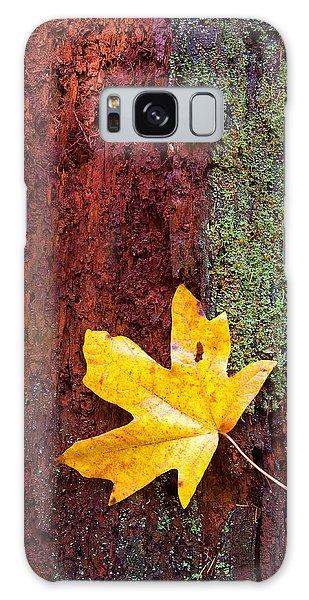 Leaf Galaxy Case - Reclamation by Mike  Dawson