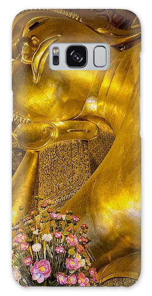 Reclining Buddha Galaxy Case