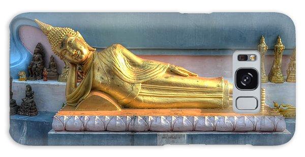 reclining Buddha Galaxy Case
