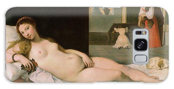 Venus Galaxy Case - Reclining Venus by Ingres