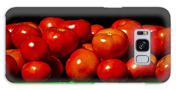 Red And Ripe Galaxy Case