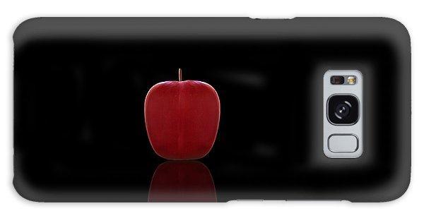 Buy Art Online Galaxy Case - Red Apple by Steven Michael