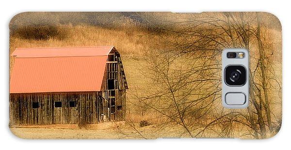 Red Barn Of Virginia Galaxy Case